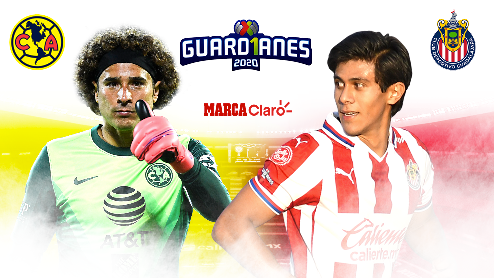 Chivas vs America en vivo y en directo online; partido Liga MX HOY en...