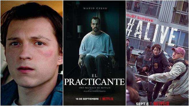 Películas De Netflix Recomendadas Para Ver Este Fin De Semana Marca Claro México