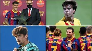 El nuevo Barça de Koeman: triunfadores y perdedores