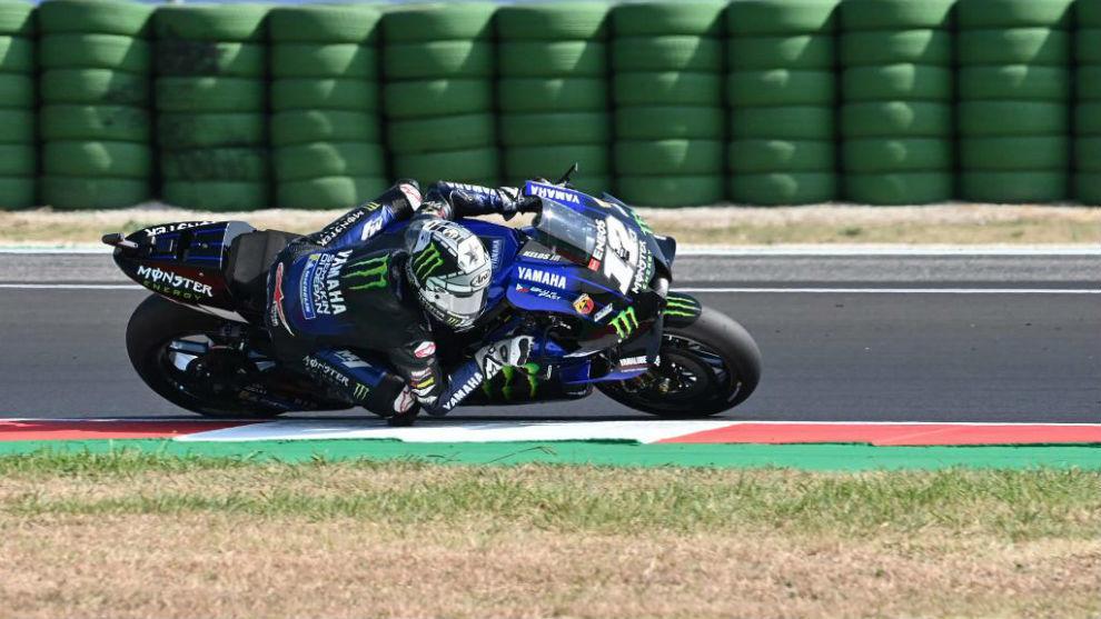 All-Spanish podium as Vinales wins Emilia Romagna Grand Prix