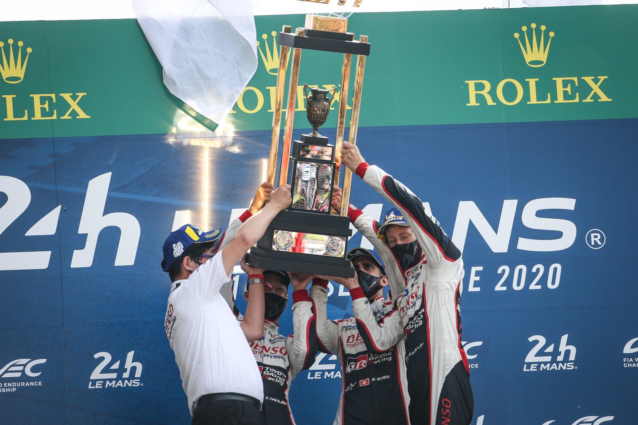 Horas de Le Mans:
