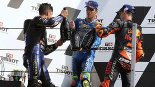 Primera victoria española y primer triplete desde hace un año