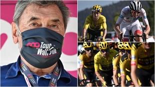 """El 'palo' de Merckx al Jumbo: """"Ha corrido el Tour estúpidamente, olvidaron que..."""""""