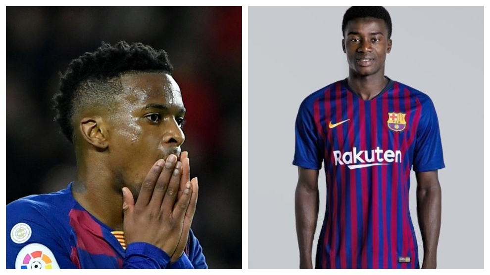 Wolves on verge of signing Barcelona right-back Nelson Semedo