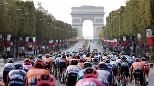 Etapa 21 del Tour de Francia en directo, hoy (Mantes la Jolie - París...