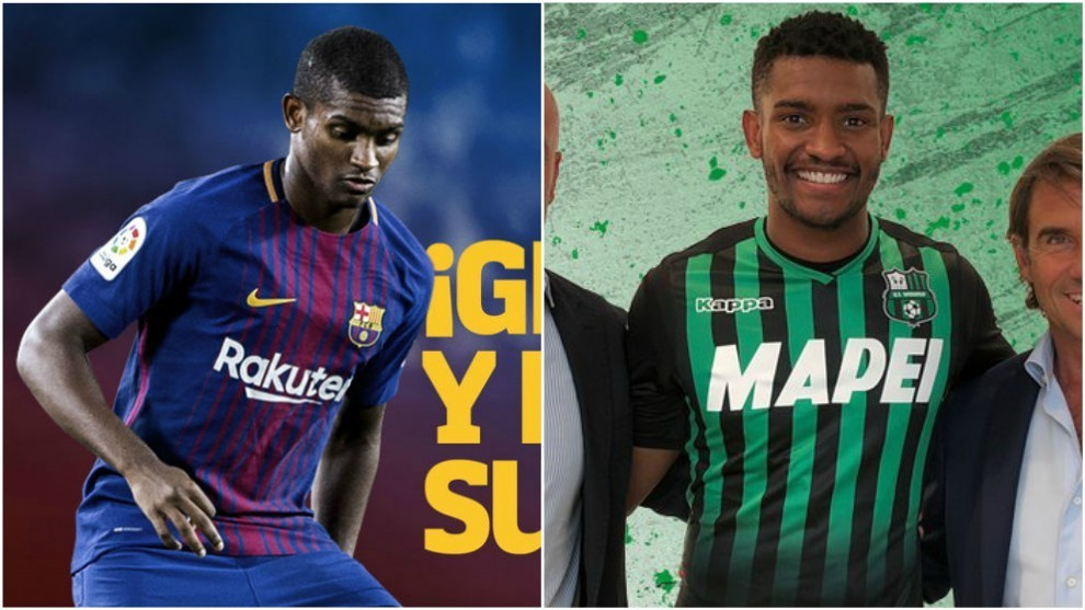 Barcelone devrait recevoir de l'argent si Marlon déménage à Fulham