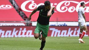 Santos venció al Toluca en el Infierno.