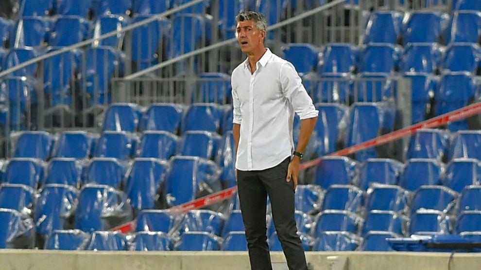 Imanol: Le point est bon mais, au final, la Real Sociedad aurait pu avoir les trois