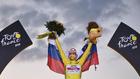 Tadej Pogacar se corona en París