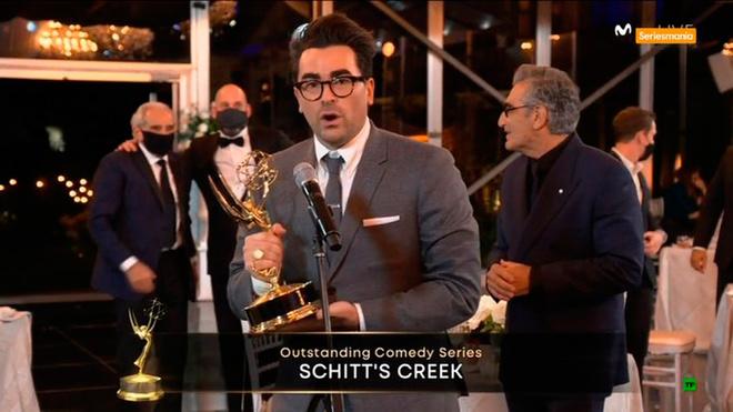 Dan Levy, creador y coprotagonista de Schitt's Creek, la gran...