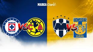 Clásico Joven y Clásico Regio en la Liga MX