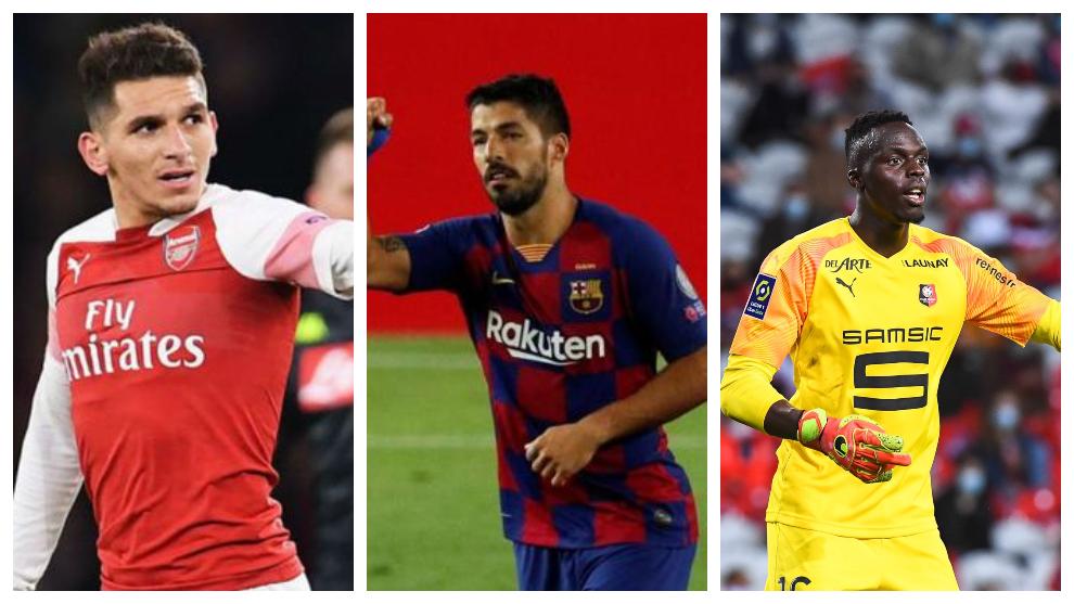 El mercado de fichajes de hoy, en directo: el Atleti quiere a Lucas Torreira, Luis Suárez no irá a la Juventus, el Chelsea ya tiene sustituto para Kepa y mucho más