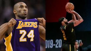 """El grito de Anthony Davis que emociona a la NBA: """"Kobe"""""""