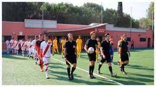 La vuelta del fútbol madrileño tendrá que esperar. RFFM