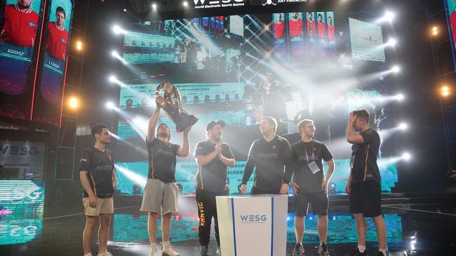 Los mayores premios de la historia de Counter-Strike
