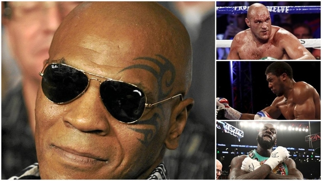 """El entrenador de Tyson: """"Mike podría pelear contra Fury, Joshua y Wilder"""""""