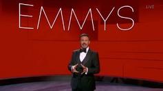 Jimmy Kimmel, anfitrión de la 72 ceremonia anual de premios Emmy