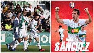 Manuel Sánchez rechaza estrenarse en Primera y jugará... ¡en Tercera División!