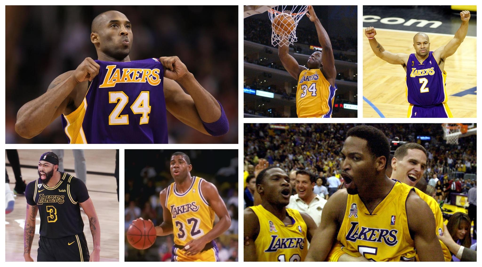 El triple de Davis se suma a la lista de tiros históricos de los Lakers en playoffs