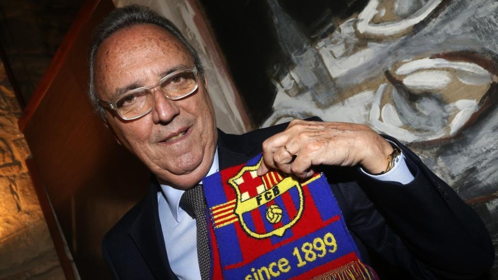Gaspart: Bartomeu doesn't deserve to be kicked out by the Barcelona members