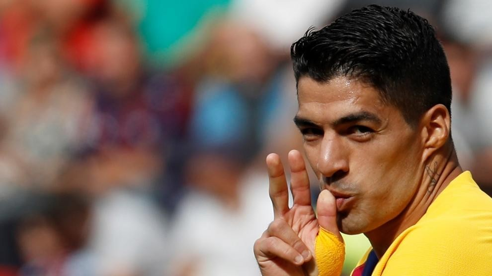 Luis Suarez Barcelona Mercado de fichajes