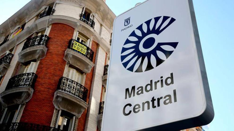 Madrid Central: un juzgado confirma que se levanten las multas