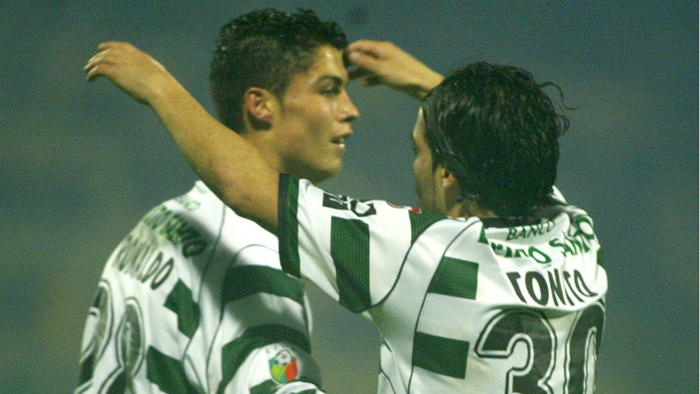 El Sporting de Portugal renombra su cantera: Academia Cristiano Ronaldo