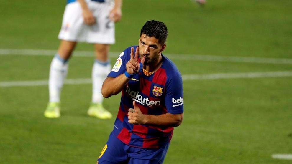 The numbers behind Luis Suarez's move to Atletico Madrid