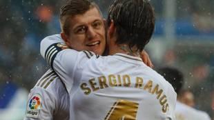 Kroos explica el motivo por el que Ramos es el mejor capitán que ha tenido nunca