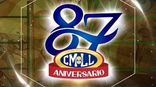 Aniversario 87 del CMLL: cartelera