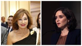 Ana Rosa defiende a Ayuso y denuncia acoso ideológico por los...
