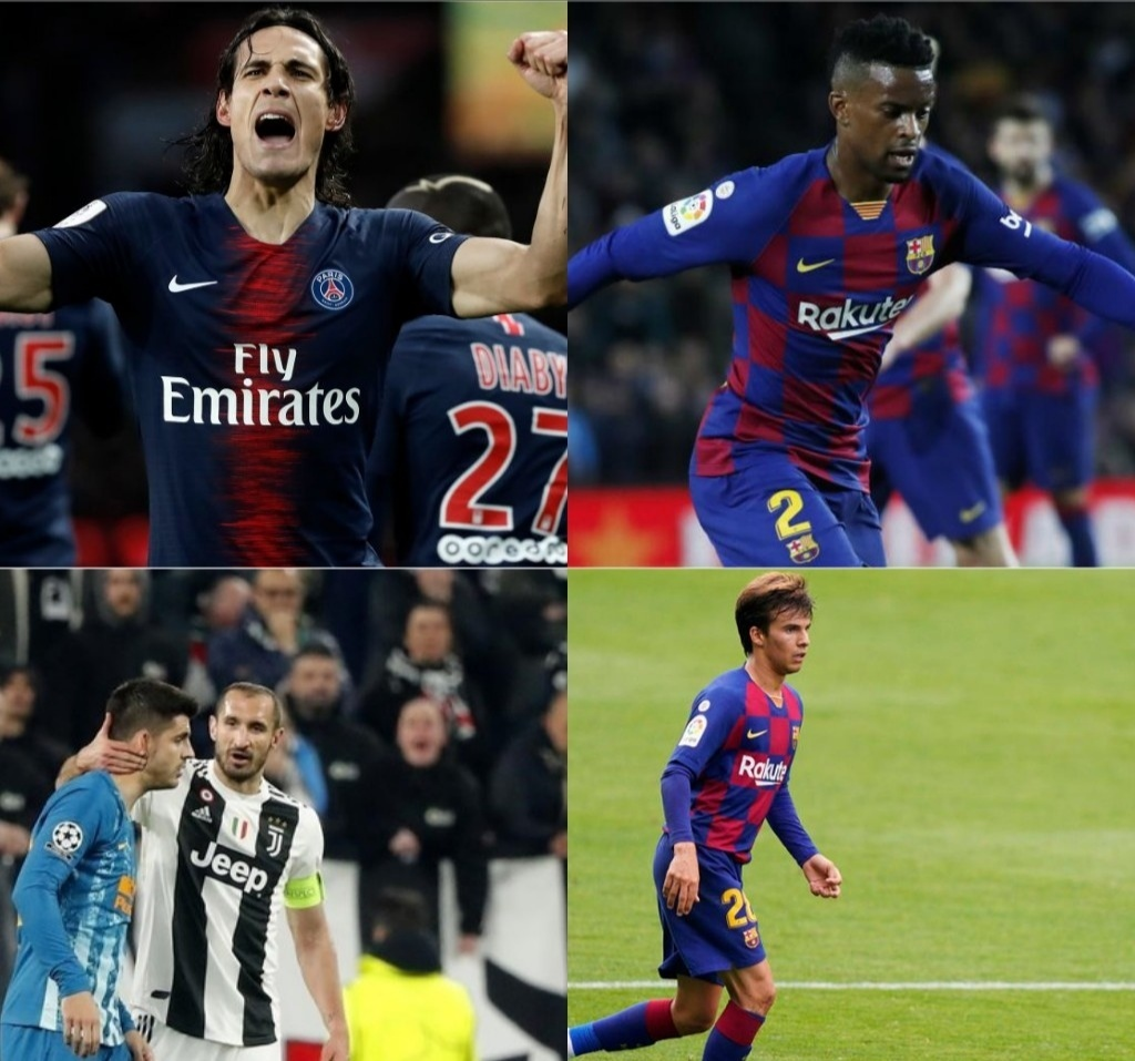 Tour d'horizon des transferts de lundi: Riqui Puig reste, Cavani au Real Madrid, Morata à la Juventus ...