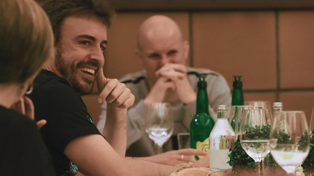 Las mejores perlas del documental de Alonso