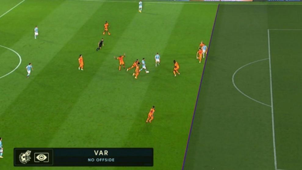 El Valencia pide a la RFEF el audio de la sala VOR en primer gol del...