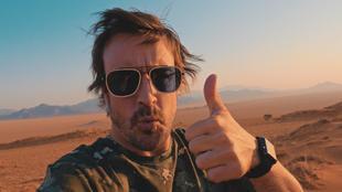 El reto de Fernando Alonso que está arrasando en las redes