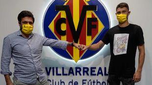 Oficial: Jorge Cuenca es nuevo jugador del Villarreal