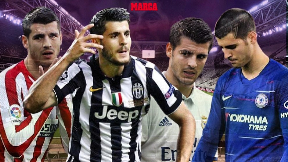 Morata and his eternal search for happiness