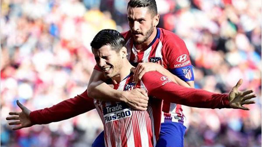 Morata: J'aurai toujours mon abonnement au Wanda Metropolitano