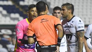 ¿Qué dijo Talavera a César Ramos para ser expulsado?
