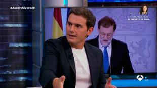 El Hormiguero: Albert Rivera, que no acudía a la televisión desde...