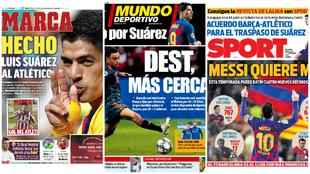 El fichaje del verano, el Barça y Messi quieren más...