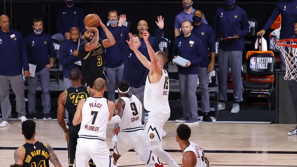 Los Angeles Lakers-Denver Nuggets: Resumen, resultado y estadísticas