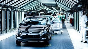 El Volkswagen Polo que se fabrica en la planta de Navarra