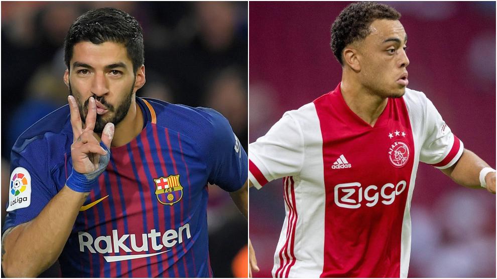 Tour d'horizon des transferts de mercredi: Luis Suarez à l'Atletico, la rotation de l'arrière droit de Barcelone et Dele Alli quittant Tottenham