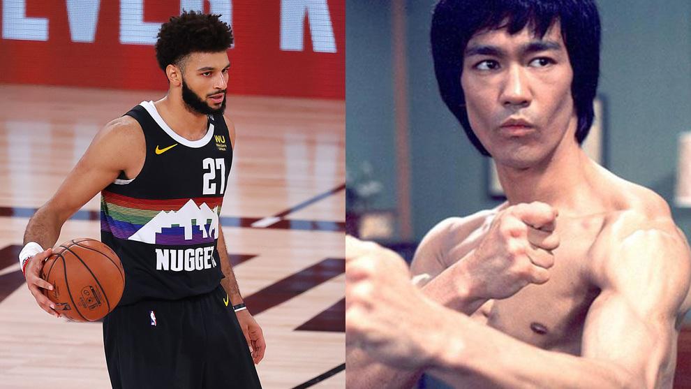 Jamal Murray, el hombre-burbuja de la NBA: un obseso del trabajo... y de Bruce Lee