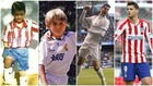 Morata, un caso único en la historia del fútbol