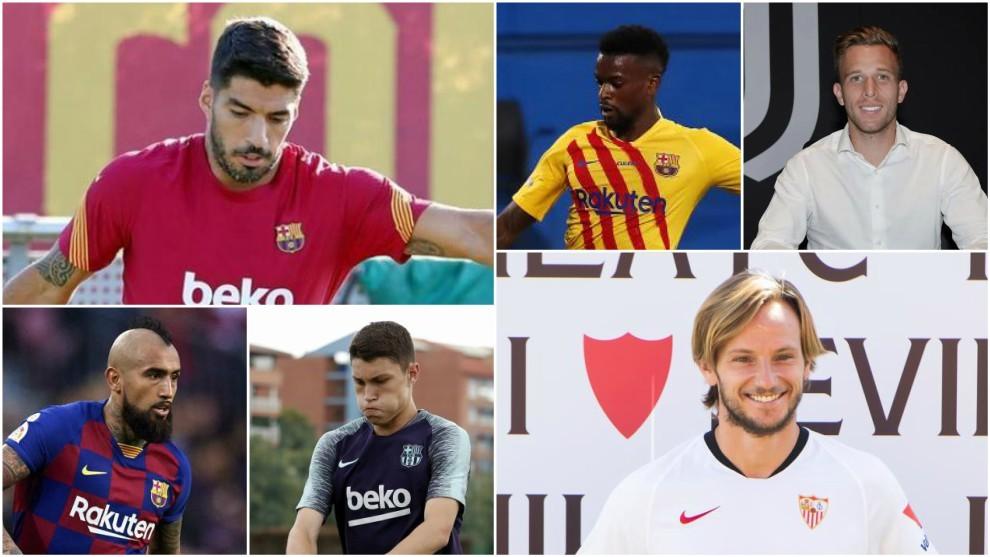 Operacion salida del Barcelona: fichajes, altas y bajas del FC...