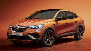 Renault amplía su gama SUV con el nuevo Arkana.