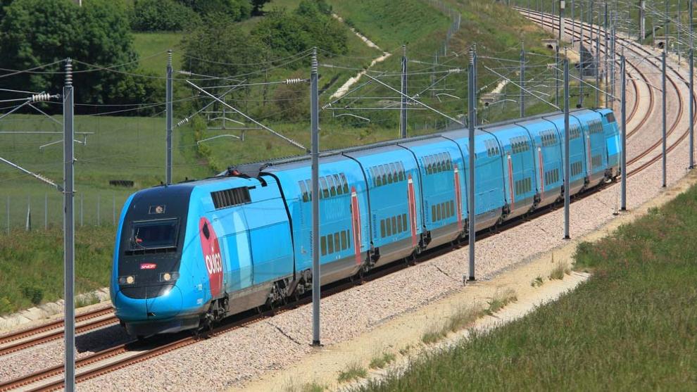 SNCF revoluciona la alta velocidad en España con billetes a mitad de precio y trenes de dos pisos