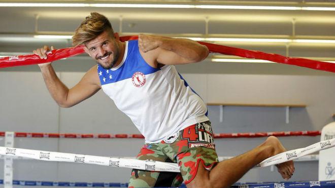 'El Guapo' Juan Espino regresa a UFC para pelear en Fight Island